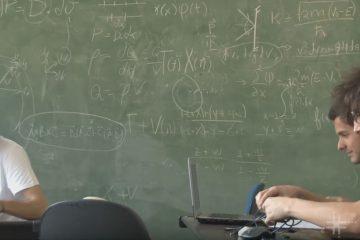 Que Curso eu Faço? Física UFSCar