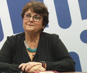 Teresa Cristina Cerdeira falando sobre José Saramago