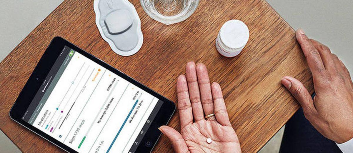 Celebridade instantânea de uma pílula digital
