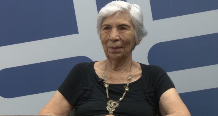 Professora Yvonne Mascarenhas