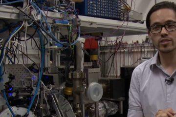 Aprisionamento de átomos e condensação de Bose - Einstein é tema de pesquisa na UFSCar