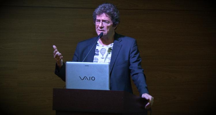 Presidente da SBPC fala sobre Divulgação Científica na UFSCar