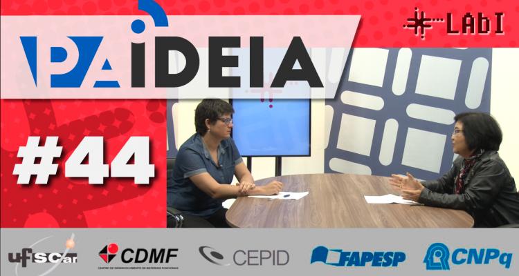 Podcast Paideia - Cultura e Ciencia - Podcast 44