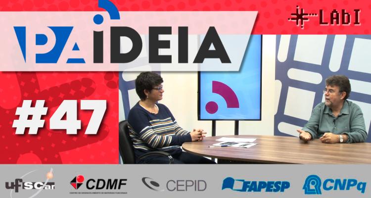 Podcast Paideia - Cultura e Ciencia - Podcast 47