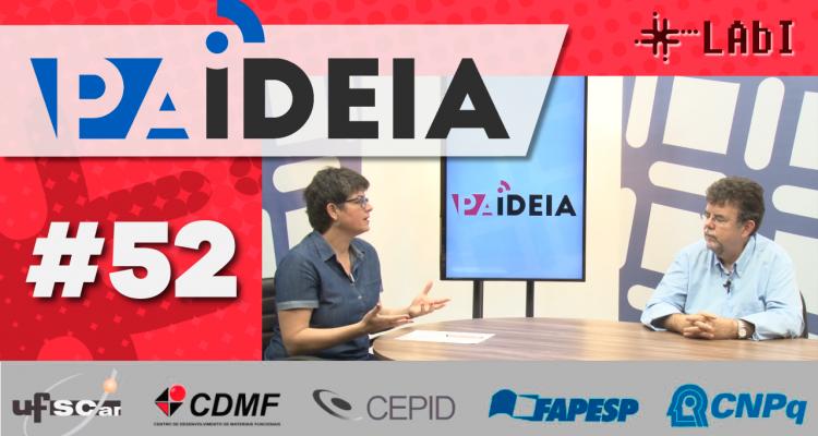 Podcast Paideia - Cultura e Ciencia - Podcast 52
