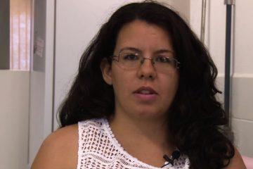 Evelyn Maria Guilherme, aluna do PPGFt - UFSCar, fde sua pesquisa sobre a influência das emoções no comportamento locomotor e na aprendizagem.