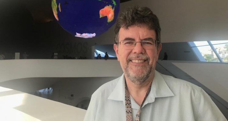 Coordenador do LAbI UFSCar participa do Camp Serrapilheira