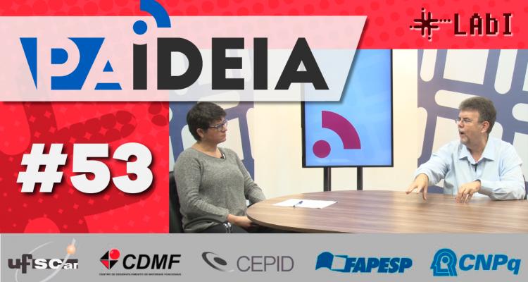 Podcast Paideia - Cultura e Ciencia - Podcast 53