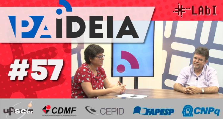 Podcast Paideia - Cultura e Ciencia - Podcast 57