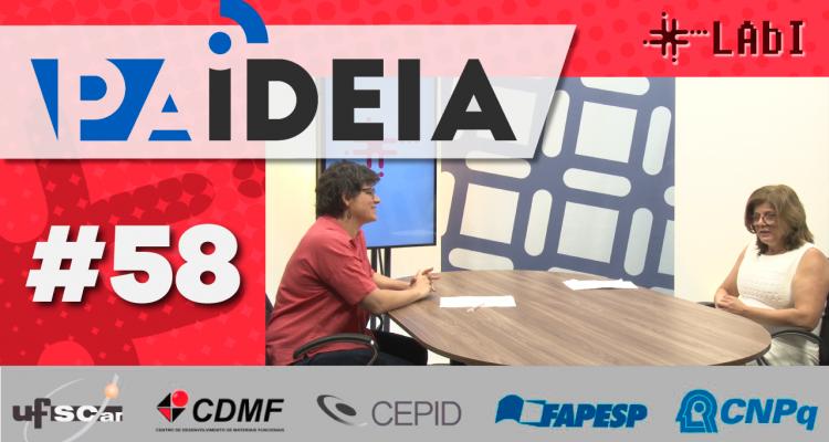 Podcast Paideia - Cultura e Ciencia - Podcast 58