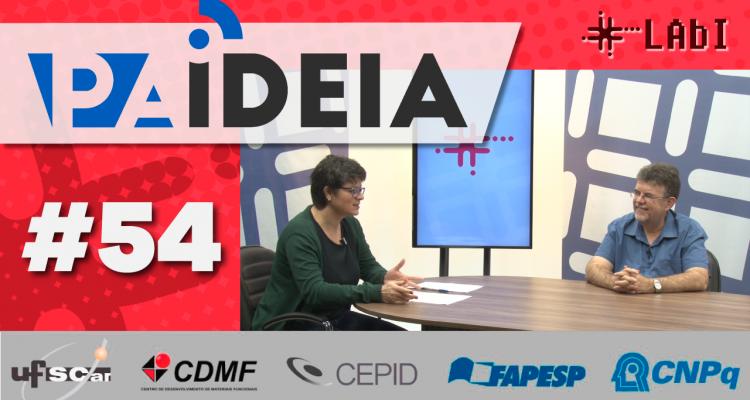 Podcast Paideia - Cultura e Ciencia - Podcast 54