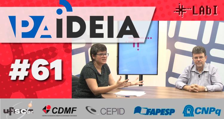 Podcast Paideia - Cultura e Ciencia - Podcast 61