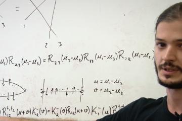 mecânica estatística na UFSCar
