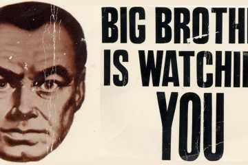 Big Brother no seu corpo