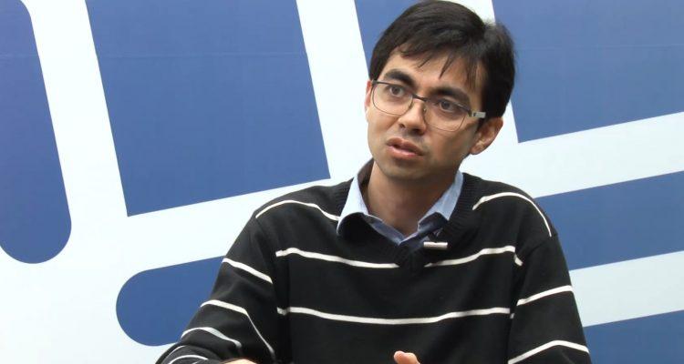 Paideia Entrevista - Marcos Hortes Nisihara Chagas