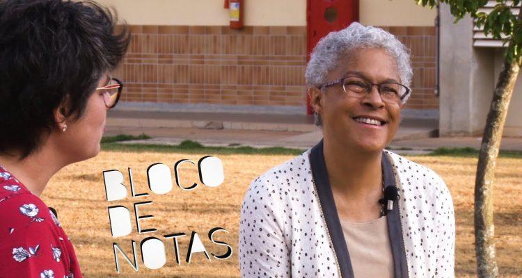 Bloco de notas entrevista Patricia Hill Collins